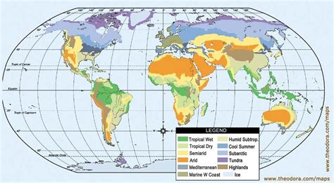 climate map world climate maps maps economy geography climate resources current issues