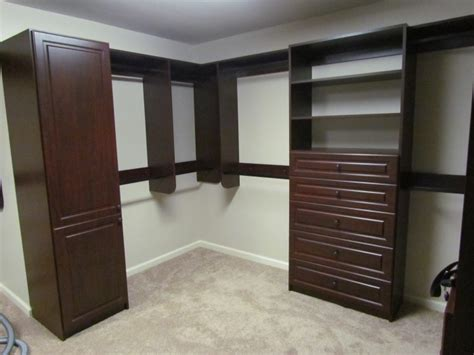 Closet Floor Storage by Closet And Cabinetry Construction Options Atlanta Closet
