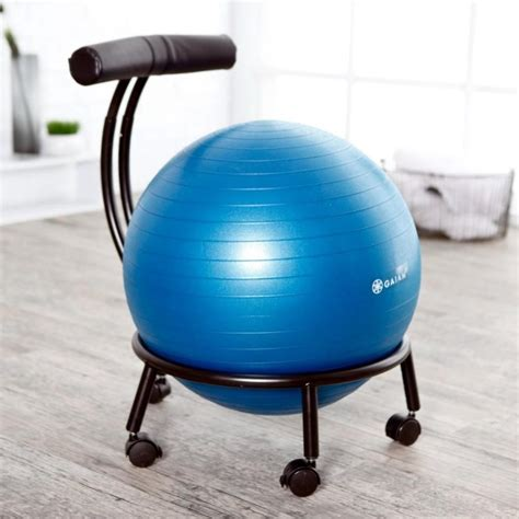 what size exercise ball for sitting at desk yoga ball chair exercises chairs seating
