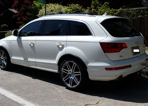 Audi Q7 4 2 by Audi Q7 2009 Audi Q7 4 2 Prestige S Line Audiworld Forums