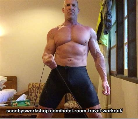 hotel room travel workout scooby s home workouts