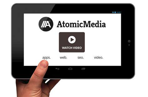 app design nottingham atomicmedia app development website design and video