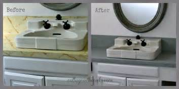 Faux Marble Bathroom Countertops » Home Design
