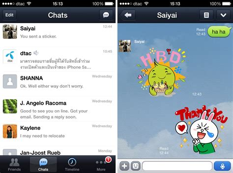 wallpaper chat room line the best chat apps for your smartphone