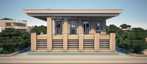 keralis modern house modern house on world of keralis minecraft project