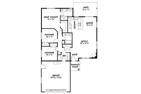 30 Wide House Plans by Traditional House Plans Alden 30 904 Associated Designs