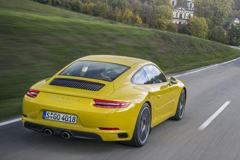 porsche 911/991 carrera s facelift (2015) im test