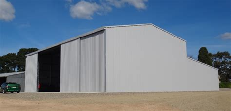 Large Farm Sheds by Machinery Sheds Protect Your Assets Grant Shed