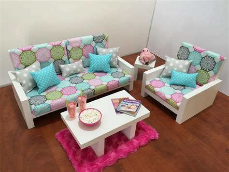 american girl doll couch american girl doll furniture 18 doll furniture by