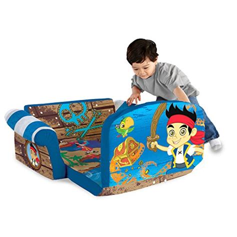 jake and the neverland pirates couch marshmallow fun furniture jake and the neverland pirates