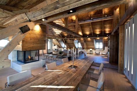 Log Cabin Interiors For The Most Comfortable Log Cabin At Log Homes Interior Designs