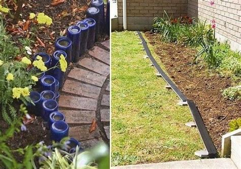 Diy Garden Edging Ideas 35 Awesome Diy Project Ideas To Make Your Garden Look Fabulous Page 6 Listinspired