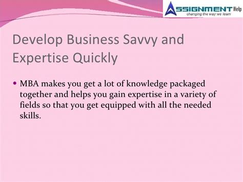 How Fast Can You Get An Mba by Assignment Help And Mba Trends In Current Markets