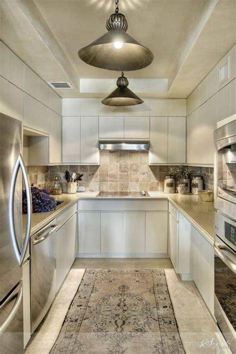 best 90 galley kitchen ideas 2018 interior decorating