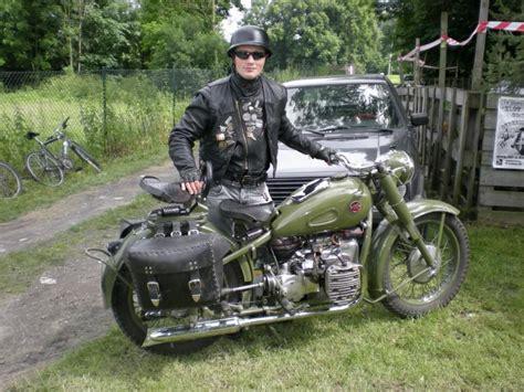 Ural Motorrad Tuning by Polskajazda 187 Motocykle 187 Ural 187 Ural M 72