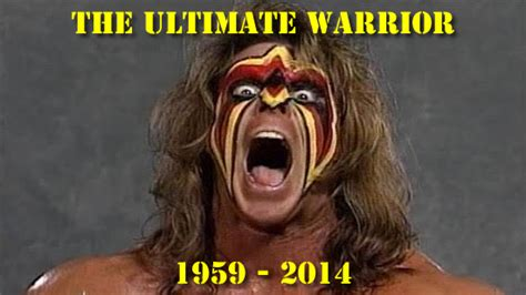 Ultimate Warrior Meme - rest in peace ultimate warrior