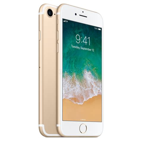 Apple Iphone 7 32 Gb Smartphone Gold smartphone iphone 7 apple 32 gb mn902et a