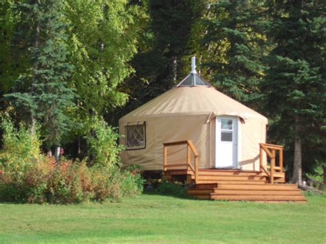 airbnb yurt stay at a rustic yurt in alaska for an experience you ll
