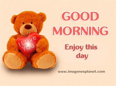 ver imagenes de good morning buenos d 237 as con tiernos peluches im 225 genes de amor con