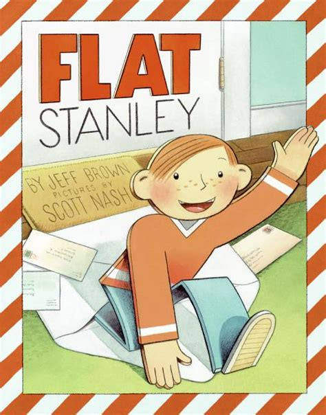 flat stanley picture book flat stanley picture book edition by jeff brown