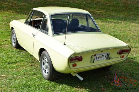 Lancia Fulvia Engine For Sale Lancia Fulvia Coupe 1967