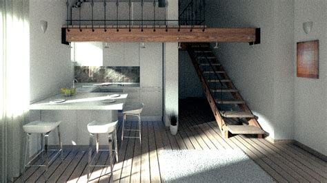 appartamento con soppalco foto monolocale con soppalco di infinity home recovery