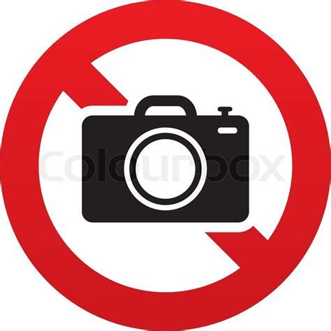 cameri no no photo sign icon digital photo symbol