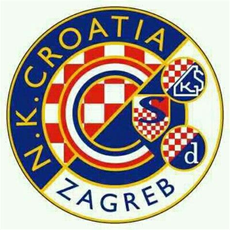 logo design zagreb 134 best images about football club badges on pinterest