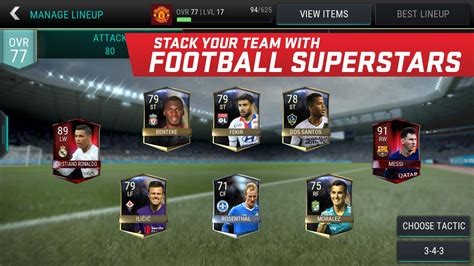 i 3 mobile fifa mobile android apps on play
