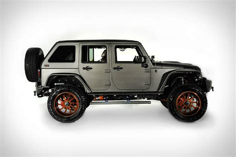 jeep nighthawk 2014 jeep wrangler unlimited nighthawk uncrate