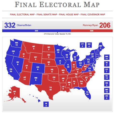 2016 electoral map predictions 1 real clear politics 2016 electoral map autos post