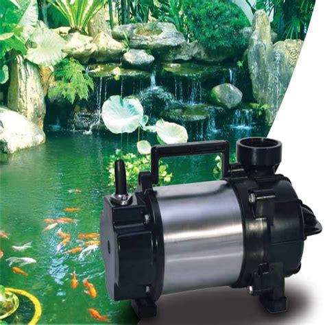 Pompa Kolam Ikan harga jual tsurumi 50pls2 15s pompa celup kolam otomatis