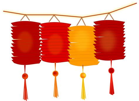 hanging paper lantern lights paper lantern clipart hanging light pencil and in color