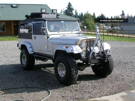jeep usa unique 1984 alaska usa mail jeep only 152 made