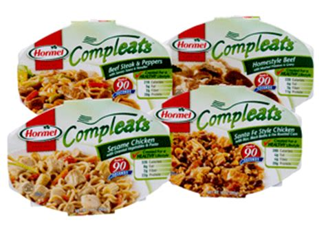 Hormel Compleats Shelf by The Saratoga Saver Feb 13 2012