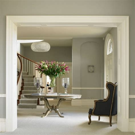 Tables For Entrance Halls Entrance In Grey Entrance Table And Chairs At The Top And Grey