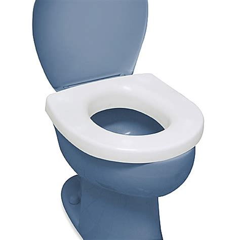 light toilet seat buy light up toilet seat from bed bath beyond