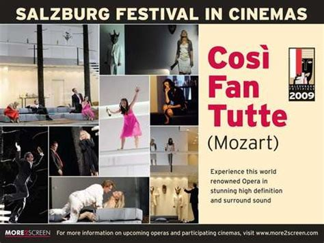 cosi fan tutte synopsis empire cinemas synopsis cosi fan tutte recorded at