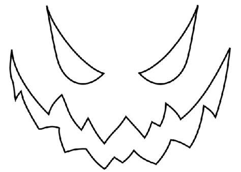 scary jack o lantern pattern printable image gallery jack o lantern stencils
