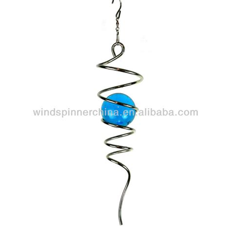 Spinner Metal Iron Premium Box Kaleng T1310 3 wind spinner spiral w light blue gazing buy wind spinner spiral metal spiral product on