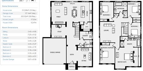 a christmas story house floor plan v v s metricon phoenix brooksreach horsley our story