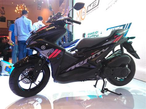 Variasi Motor Yamaha by Kumpulan Variasi Motor Aerox 155 Modifikasi Yamah Nmax