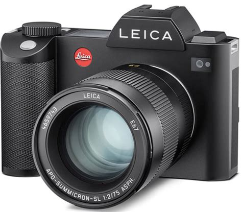 leica apo summicron sl 75mm f/2 asph. lens | leica sl