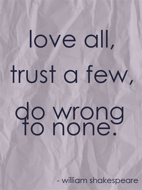 Shakespeare Quote To Live By | of the thing sung shakespeare quote to live by