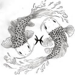 pisces fish tattoo idea for arielle catherine boyer