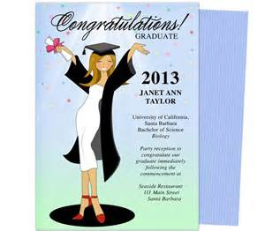 best 46 printable diy graduation announcements templates images on diy and crafts