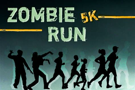 Zombies Run To 5k by Run 5k Henderson Nv 5k Running