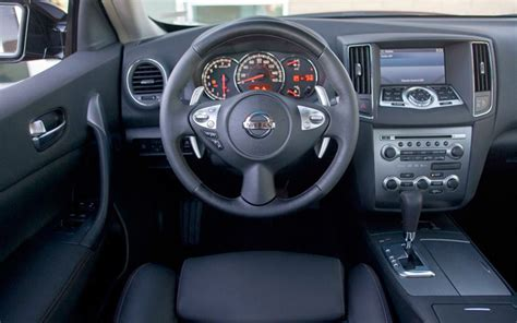 white nissan maxima interior 2009 nissan maxima interior photo