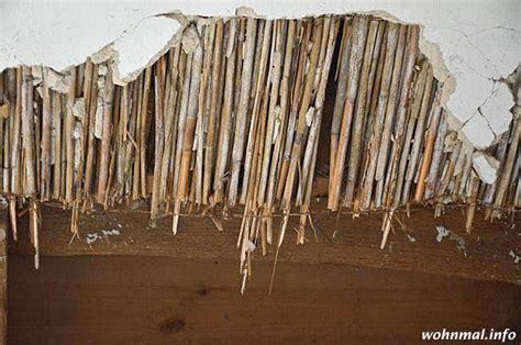 strohdecke sanieren loch in strohdecke 1 2 do forum