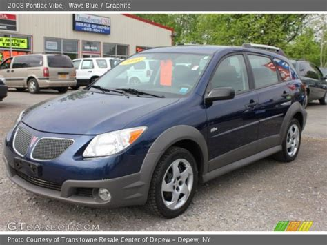 2008 Pontiac Vibe by 2008 Pontiac Vibe Related Infomation Specifications
